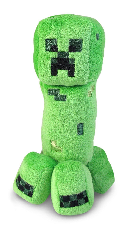 Soft Plush Toys : Minecraft plush toys and stuffed animals plushtoybox