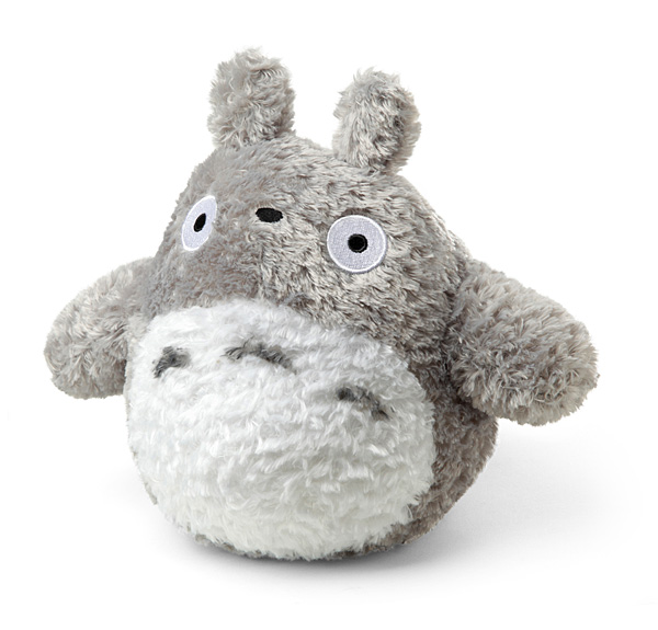 ... Totoro plushies or how to make your own one read out blog post here