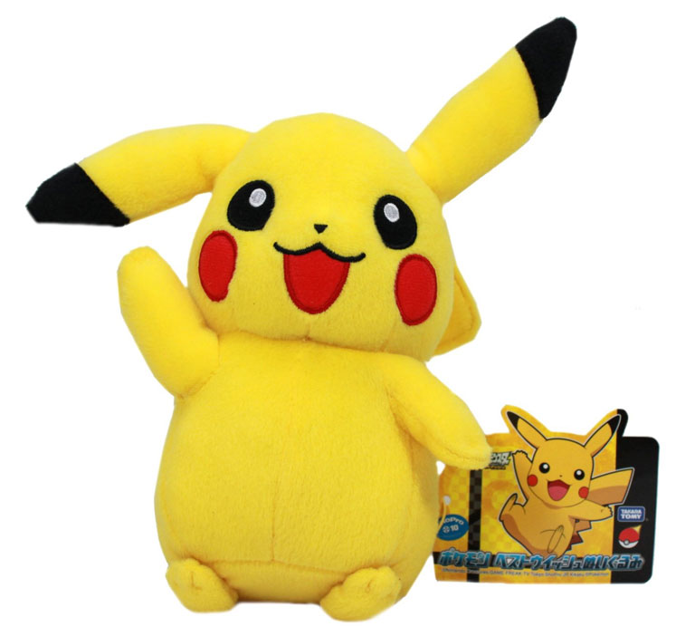 Pokemon Plush Toys - Official Takaratomy plushies