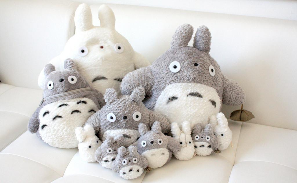 Totoro Plush – My Neighbour Totoro Plush toys 3