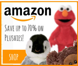 Amazon savings on Plush Toys at Amazon.com